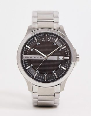 Armani Exchange – AX2103 – Armbanduhr aus Edelstahl