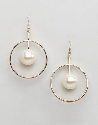 Ashiana - Créoles à pendants
