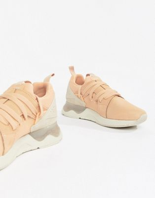 Asics Gel-Lyte V Sanze Sneakers In Pink