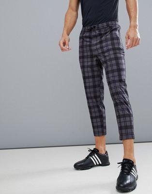 Image 1 of ASOS 4505 golf check pants