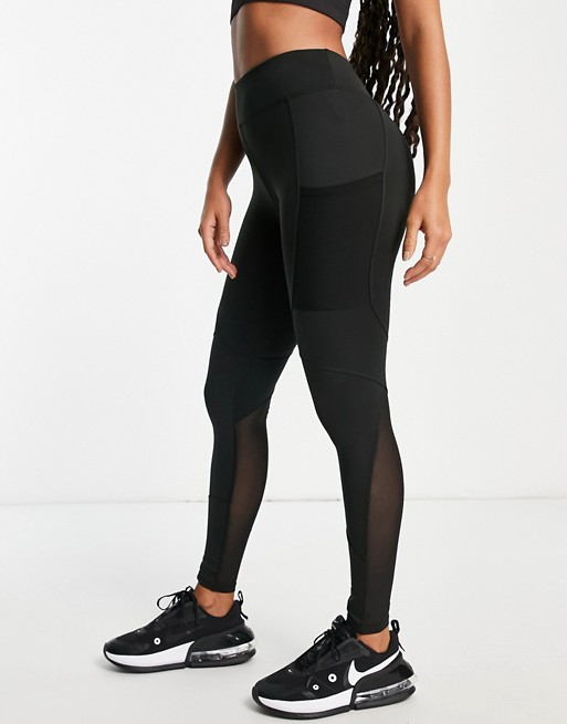 4505 Icon Legging With Bum Sculpt Seam Detail And Pocket