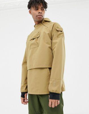 ASOS 4505 – Jacke zum Überziehen mit Utility-Taschen