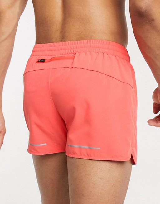 Herrenbekleidung 4505 – Laufshorts in Koralle Mo3XWsON