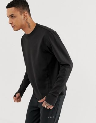 ASOS 4505 - Sweat-shirt en jersey stretch dans 4 directions