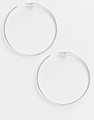 ASOS 50mm Fine Hoop Earrings