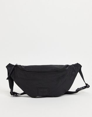ASOS Bum Bag in Black