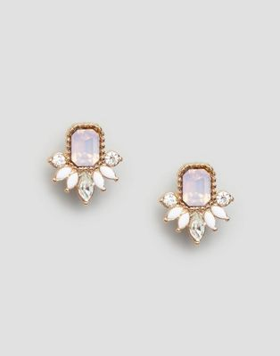 ASOS Delicate Jewel Occasion Earrings