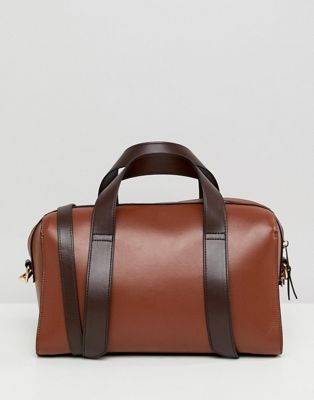 ASOS DESIGN bowler bag