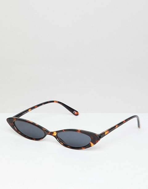 ASOS DESIGN Cat Eye Fashion Glasses