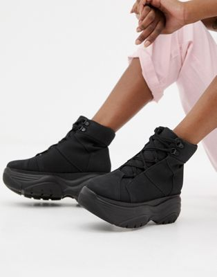 Image 1 of ASOS DESIGN Direction chunky sneakers
