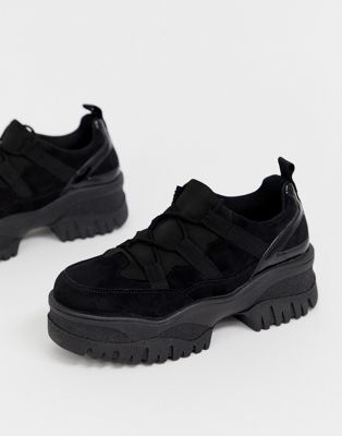 ASOS DESIGN Distance chunky sneakers