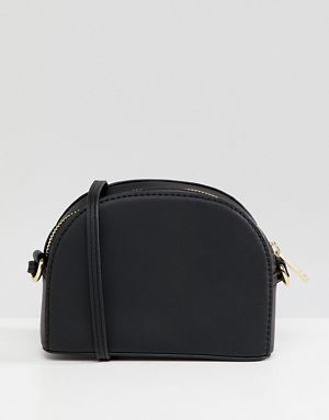Asos Design Half Moon Cross Body Bag