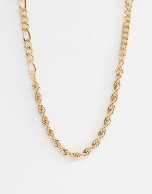 ASOS DESIGN – Kette in Gold