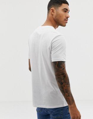 Avec Rings Asos Of Photographique The T shirt Design Lord Imprimé Décontracté n88qWUSI