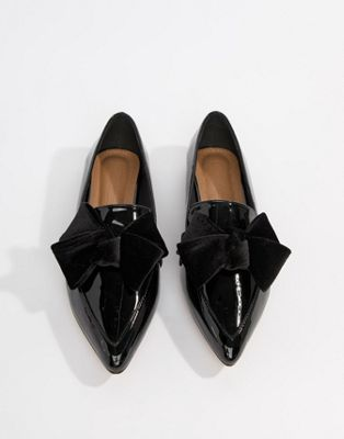 Image 1 of ASOS DESIGN Ludo ballet flats loafers