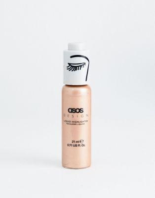 ASOS DESIGN - Make-up - Vloeibare highlighter, warming up