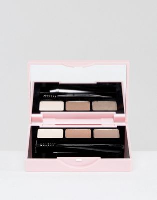 ASOS DESIGN Makeup Eyebrow Palette - Determined