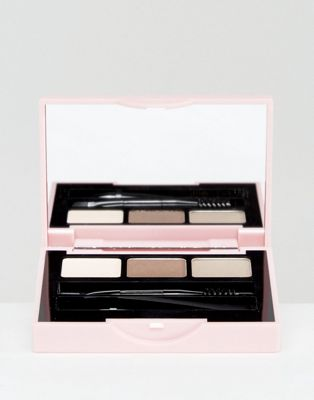 ASOS DESIGN Makeup Eyebrow Palette - Visionary
