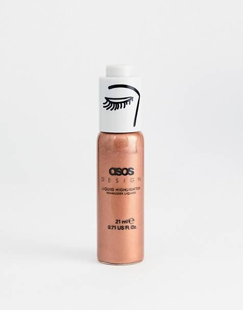 ASOS DESIGN Makeup liquid highlighter - fire