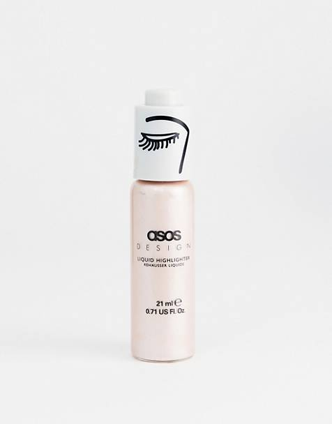 ASOS DESIGN Makeup liquid highlighter - shocked