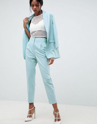 ASOS DESIGN mix & match cigarette trousers