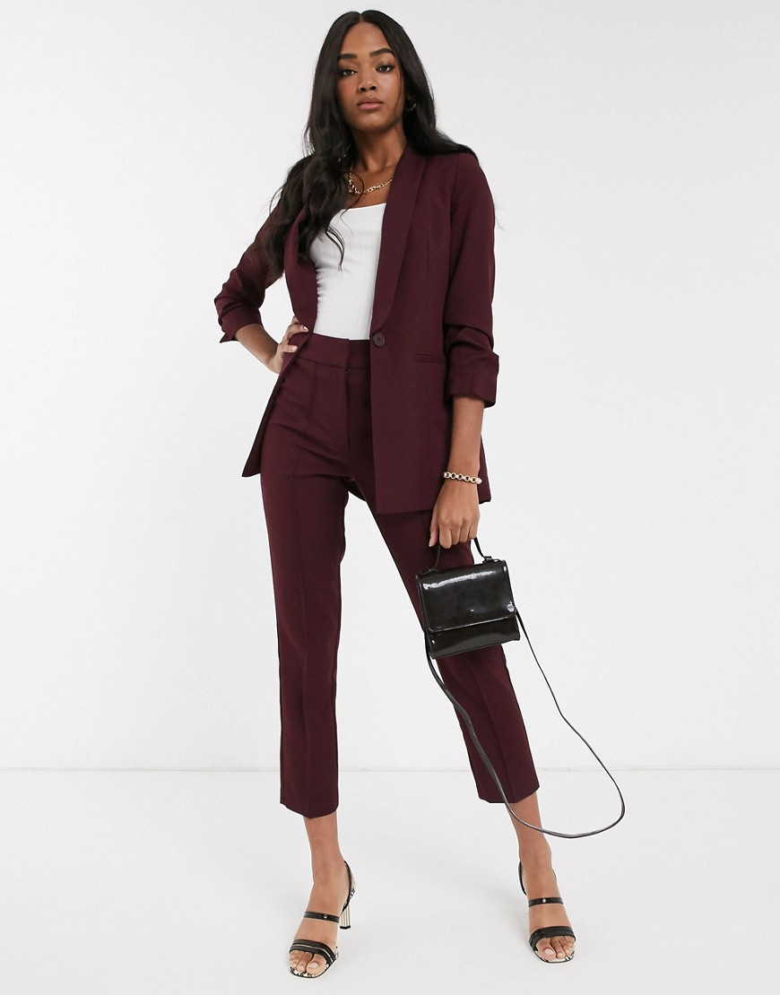 Asos Design Mix &Amp; Match Tailored Cigarette Pant by Asos Design