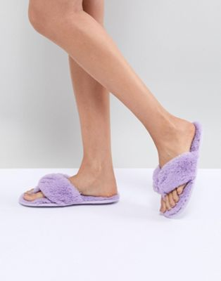 ASOS DESIGN Niya Thong Slippers