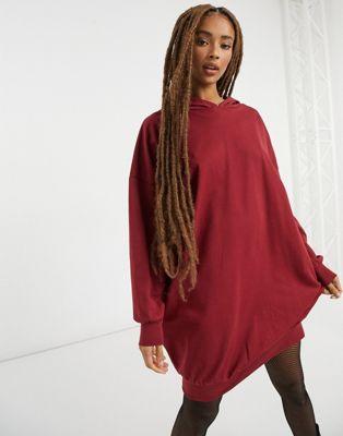 ASOS DESIGN mix & match lounge zip rib hoody in stone - ASOS Price Checker
