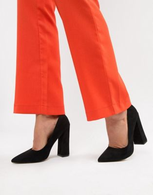 ASOS DESIGN - Palmer - Chaussures pointures à talons hauts