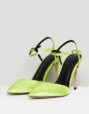 ASOS DESIGN Pascala Pointed Heels