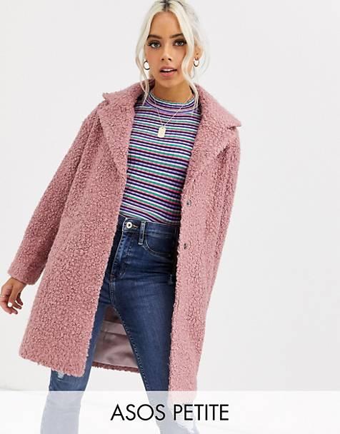 buy online 2368f befd8 Petite - Cappotti   Giacche e cappotti Asos Petite   ASOS