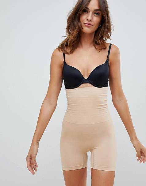 ASOS DESIGN shaping seamless control short