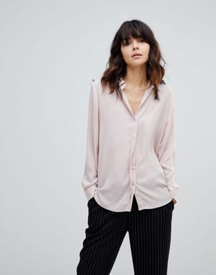 ASOS DESIGN soft shirt