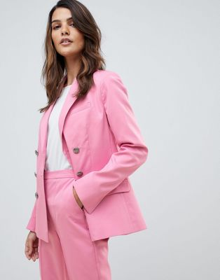 ASOS DESIGN tailored high break suit blazer