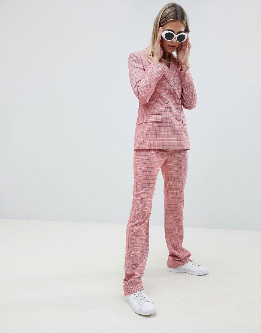 Asos Design Tailored Double Breasted Suit by Asos Brand