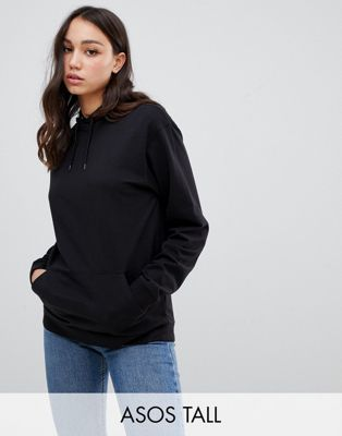 ASOS DESIGN Tall ultimate hoodie in black