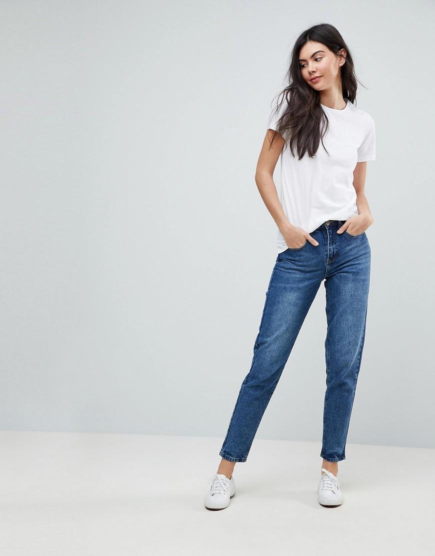 Asos Design Tall   Ultimate   Lot De 2 T Shirts Ras De Cou   Économie De 15 Percents by Asos Design
