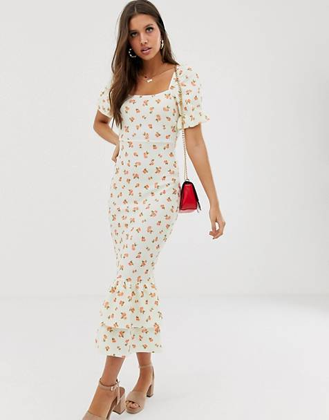 bbc2d4286c Maxi Dresses | Long Sleeve & Evening Maxi Dresses | ASOS