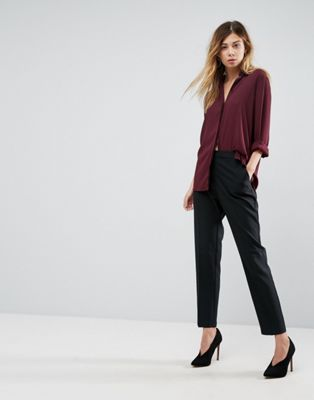 ASOS DESIGN ultimate ankle grazer trousers