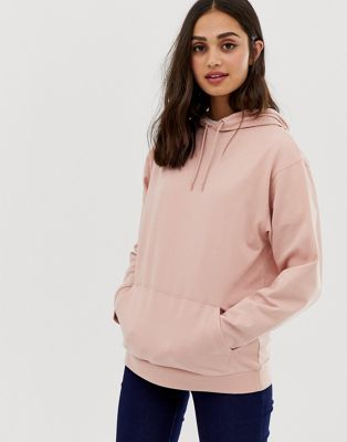ASOS DESIGN ultimate hoodie in pink