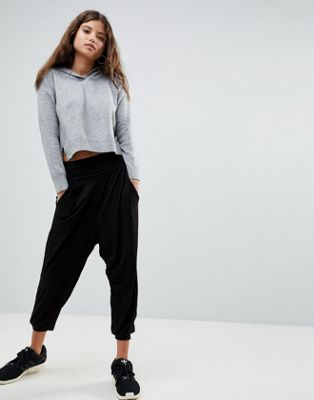 ASOS DESIGN ultimate jersey harem trousers