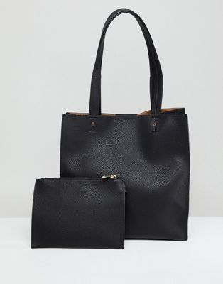 ASOS DESIGN - Vierkante shopper