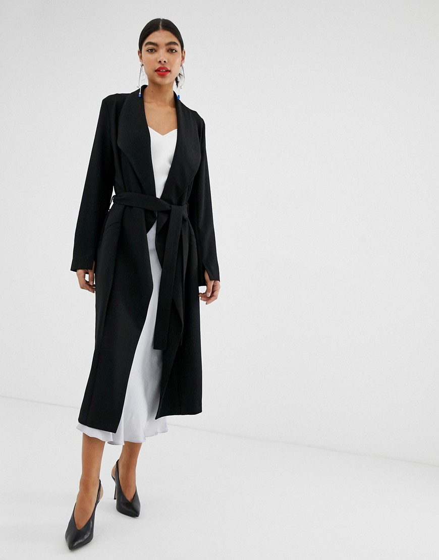 Asos Design Waterfall Duster by Asos Design