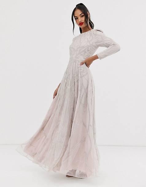 e7348f6bba1ec Maxi Dresses   Long Sleeve & Evening Maxi Dresses   ASOS