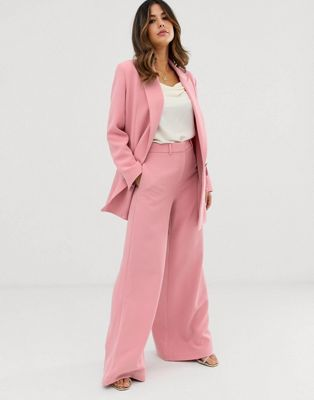 ASOS EDITION wide leg pants