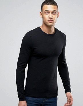 Men's Long Sleeve T-Shirts | Men's Polo Shirts | ASOS