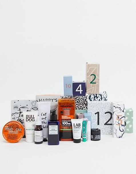 ASOS Grooming 12 Day Advent Calendar