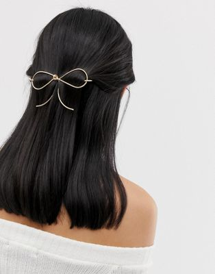 ASOS - Haarspeld met strik