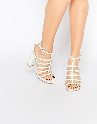ASOS HAILSTORM Heeled Sandals