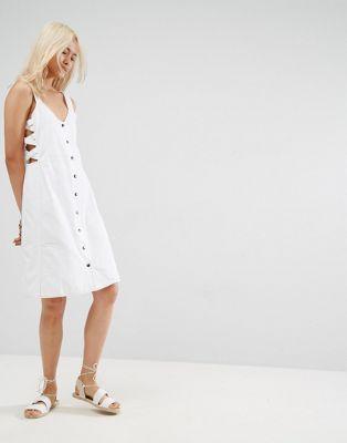 ASOS Lattice Side Dress